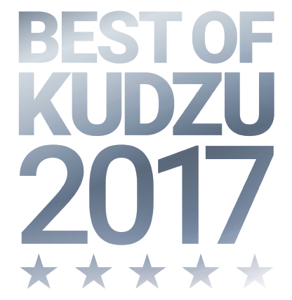 Kudzu Best of 2017 Contest Winner